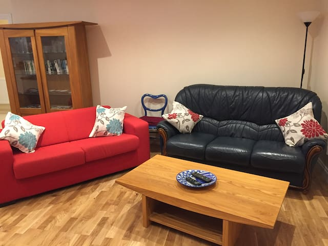 The Goldings, central Lewes,close to all amenities - Lewes - Wohnung