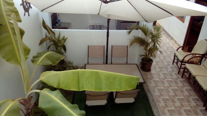 Hab. Matrimonial 1 - Palmeras House - Paracas