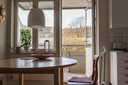 Room central in the old part of the city Haga. - Göteborg - Wohnung