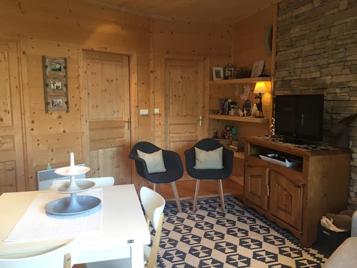Appartamento Chalet Blanc