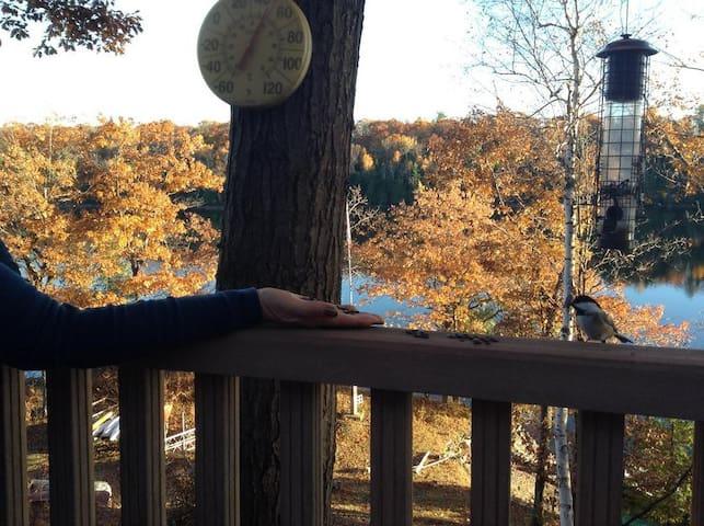 Spring Rewind/Devil Lake, breakfast, hiking, kayak