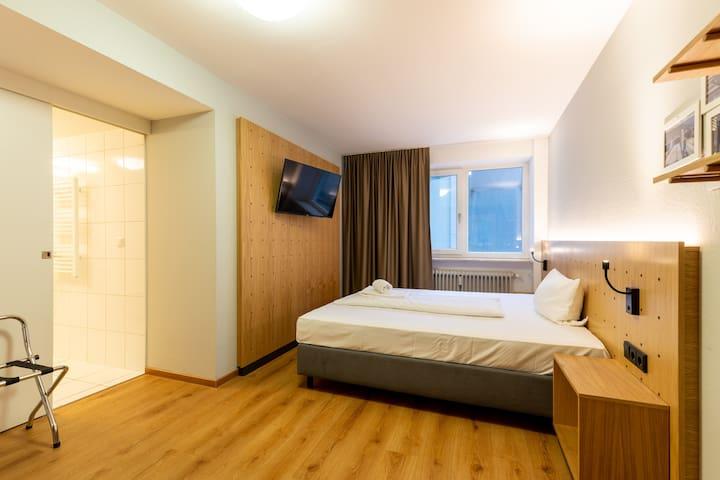 mk | hotel frankfurt - Einzelzimmer Komfort