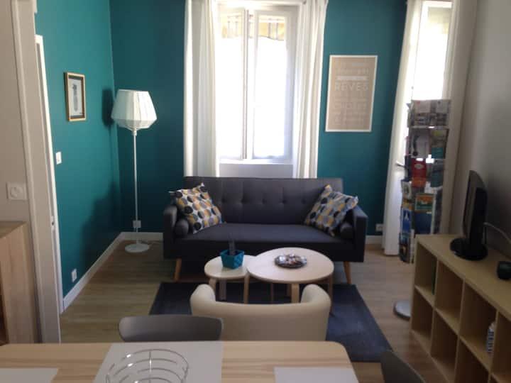 Le Croisic,  Appartement de charme à 30 m du Port
