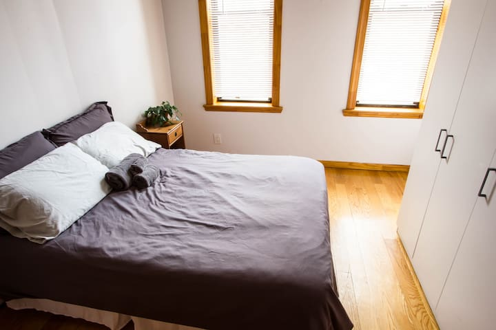 One Bedroom Apartment in Greenpoint