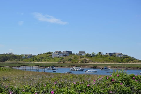 Pamet Harbor Apartment with Provincetown Views