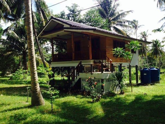 Carla bungalow pour 2 pers. à 5 min. de thong sala - Ko Pha-ngan - Bungalow