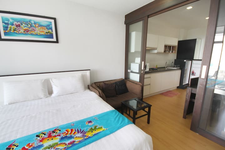 At Sea Condo @ Studio B 505 - krabi thailand - Apartment