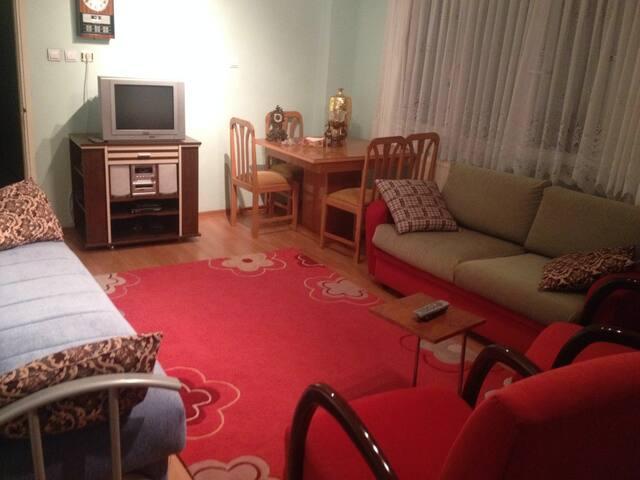 Evim evim güzel evim - Bornova - Apartemen