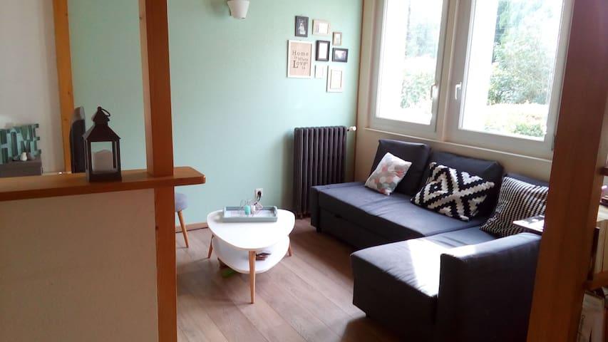 Petite maison proche centre ville - Landerneau - Hus