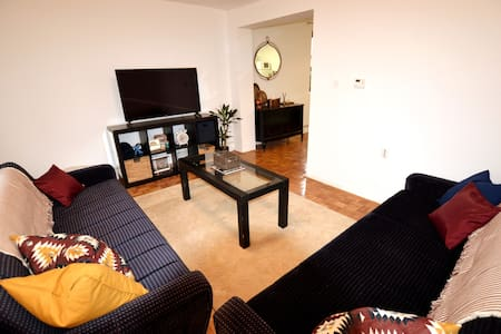 Olympic Bronze Apt/ Free Parking/ Garden/ Grill