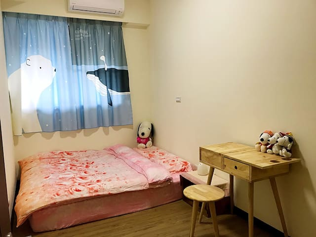 [T.D. HOUSE] A cozy new room in Yingge