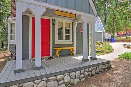 'Cobblestone Cottage' - 2BR Lake Arrowhead Cottage - Lake Arrowhead  - Hus