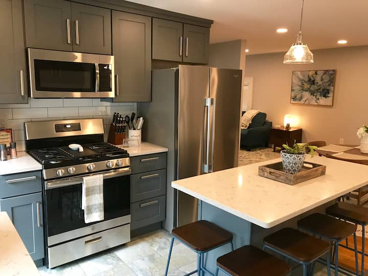 Newly Renovated Downtown Apartment