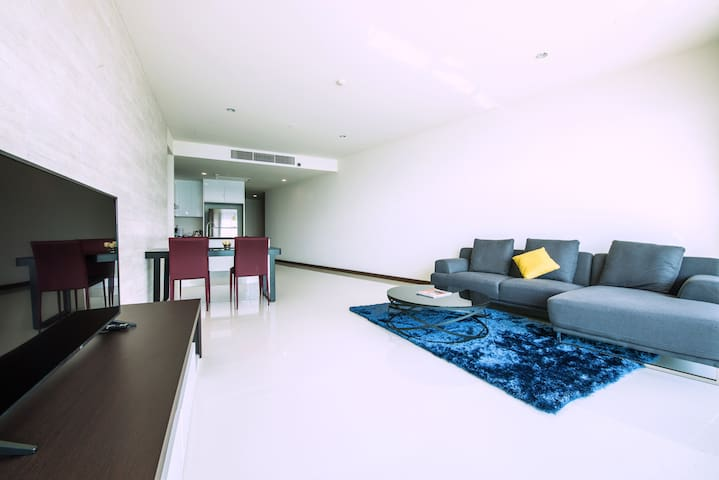 2 Bedroom at Movenpick Residence