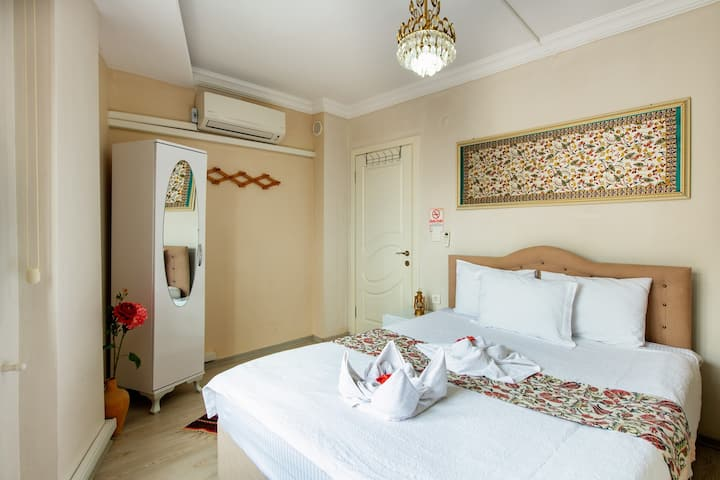EPHESUS PALACE DOUBLE BED ROOM