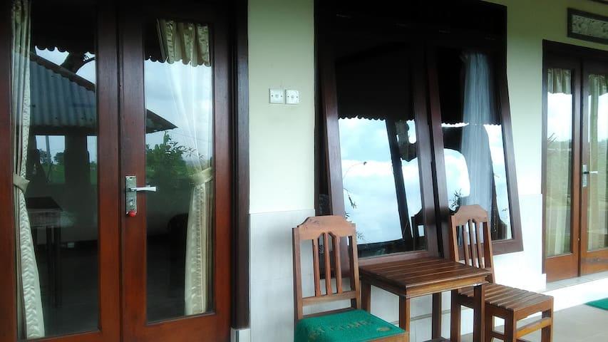 #1BD Teras Guest House Jatiluwih