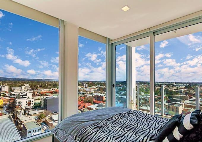 LUXE APARTMENT @ CENTRAL MARKET - Adelaide - Appartement