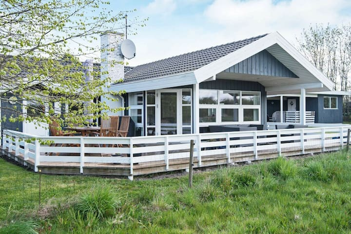 Lovely Holiday Home in Børkop with Whirlpool