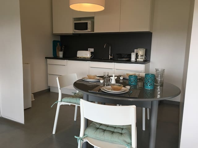 Grand studio contemporain proche Toulouse - Bouloc - Apartmen