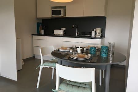 Grand studio contemporain proche Toulouse - Bouloc