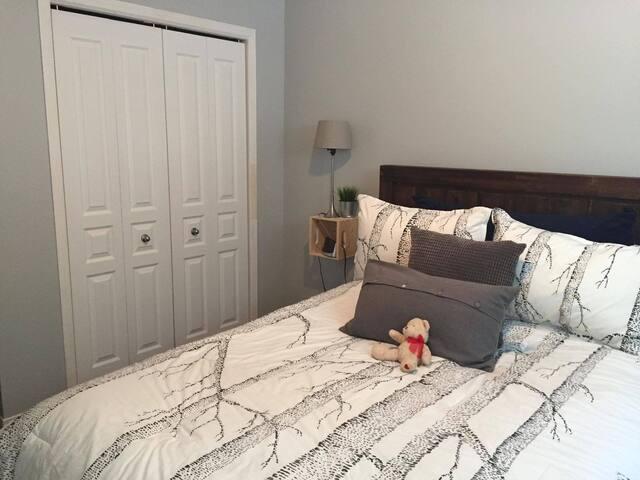 Apartement de 2 chambres