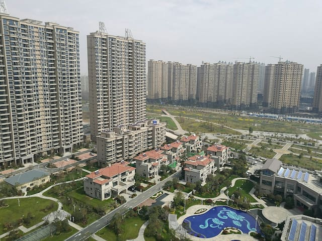 comfortable and convenient living - Yancheng Shi - Daire