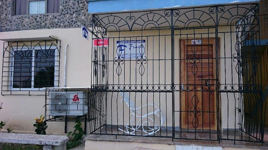 Casa de Frank - Guardalavaca - Apartemen