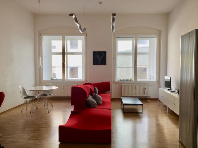 Loft in the heart of the city