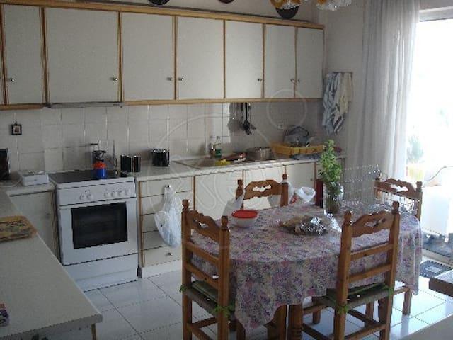 Very comfortable and cozy home close to metro... - Agia Paraskevi - Apartament