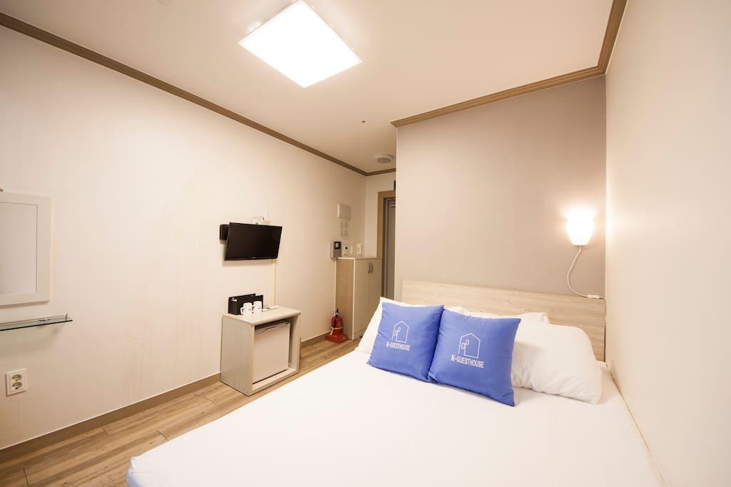 Delux double room