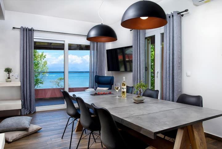 Corfu Seaview Maisonette - Sopra IL Mare
