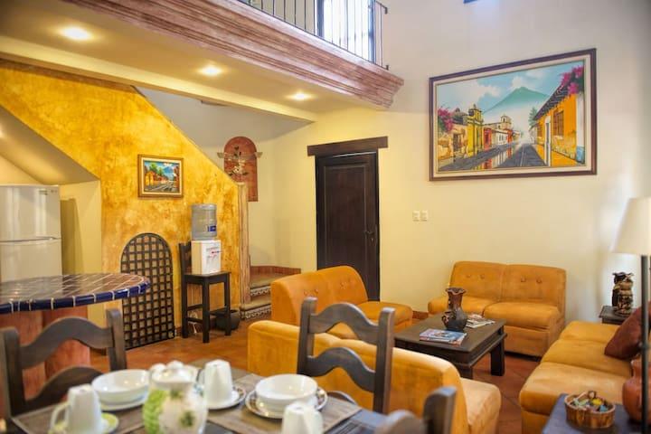 Beautiful Apartment in Antigua