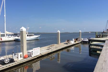 RV on our Amelia Island homestead near the ocean! - Fernandina Beach - Karavan