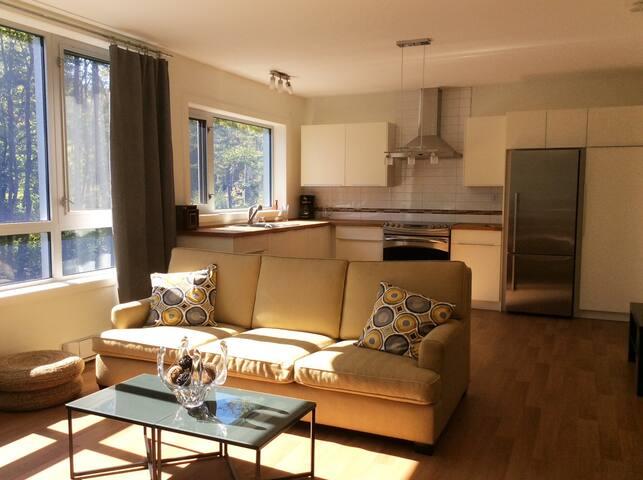 Appartement moderne et lumineux.