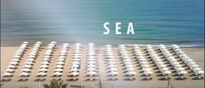 THALASSA STUDIO Rethymno Beach