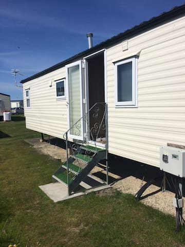 Park home near the sea at Selsey - Selsey - Outros
