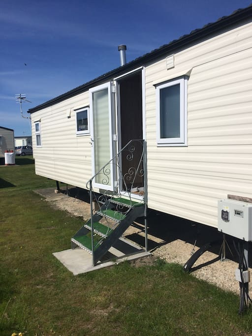 Park Home Near The Sea At Selsey In Selsey United Kingdom