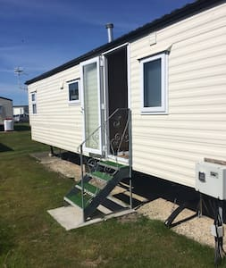 Park home near the sea at Selsey - Selsey - Annat