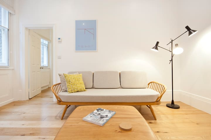 Thoughtful Central London Apartment - London - Leilighet