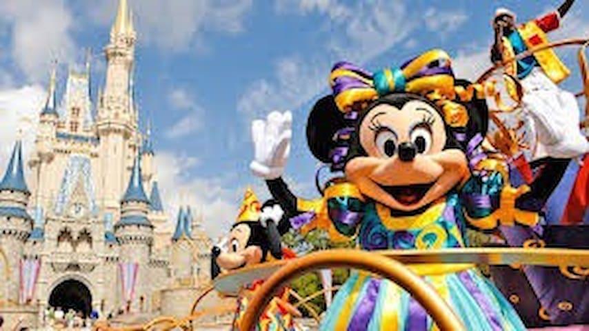 Walt Disney World, Universal Studios Orlando