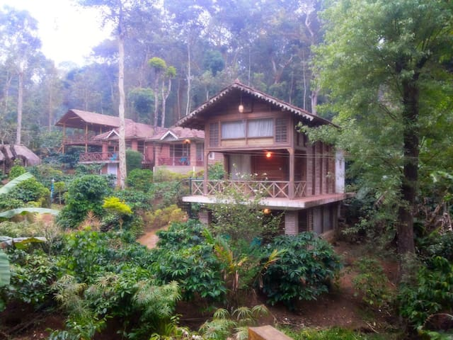 FOREST FLOWER HOMESTAY-COTTAGE JASMINE