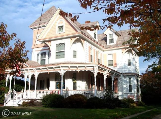 Home Away from Home Victorian - Chestertown - Apartamento