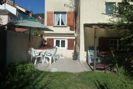 Maison avec Jardin - Les Cabannes - Hus