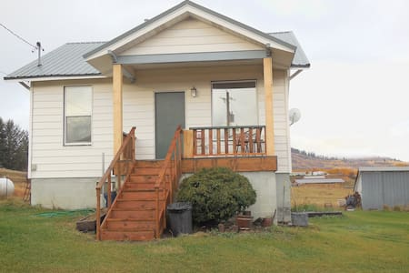 South Pine Creek Paradise - Tonasket - House