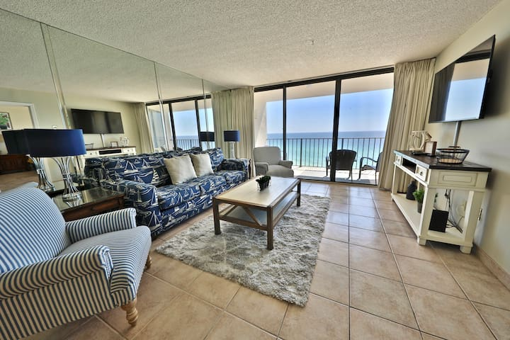 2 BR Edgewater Gulf Front. Best Deals! Master on the Water.