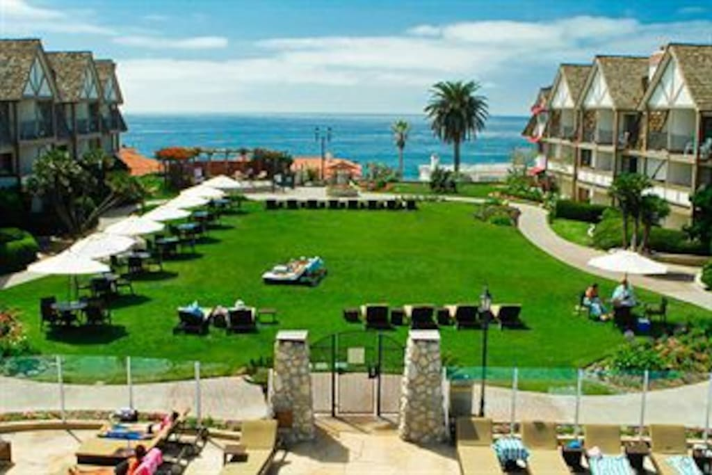 Carlsbad Inn Beach Resort Parking