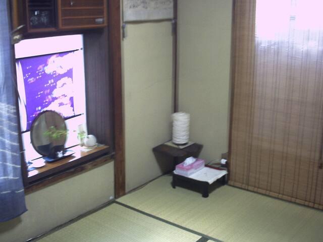 Tsuru at Tama Ryokan