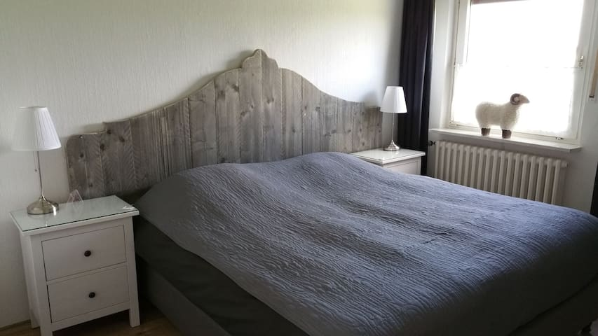 Appartement/studio 'De Slaaphoeve' in Emlichheim.