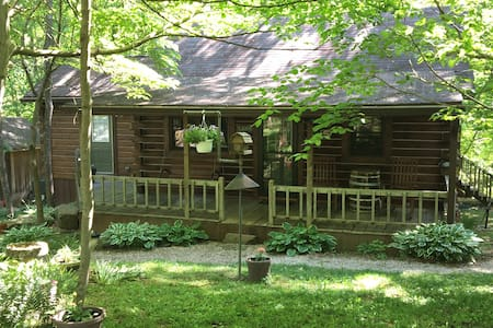 Creekside Cabin, Free Park Pass