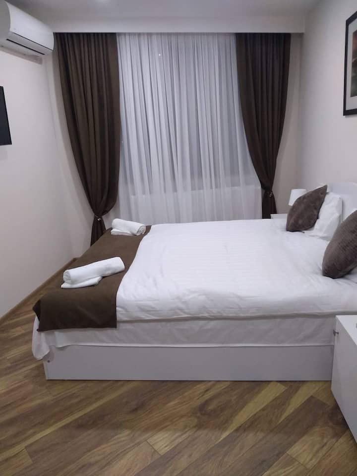 Luxury Studio - Pirosmani 22 in central Borjomi